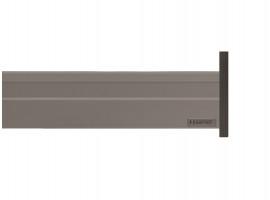 Alphabox Frenli Mandallı 350 mm Takım Gri 18mm